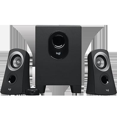 Z313 Speaker System with Subwoofer